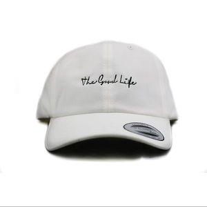 The Good Life Society Cursive Dad Hat